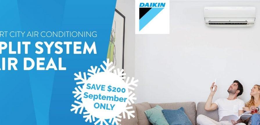 Daikin September Sale