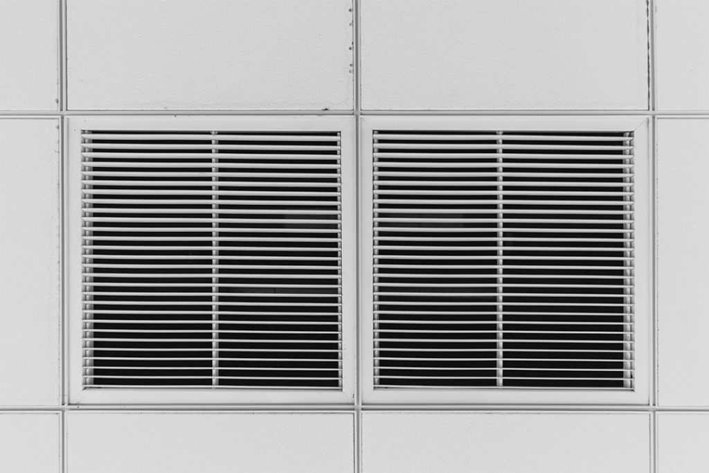 air conditioning filter and coil