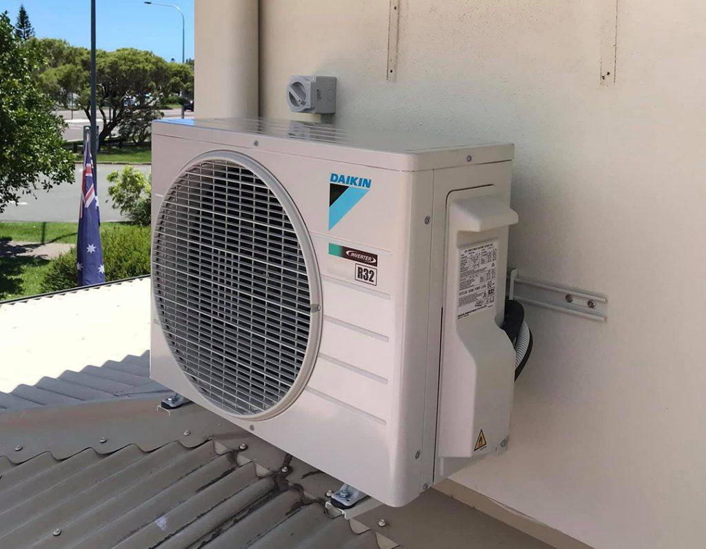 residential aircon install maroochydore